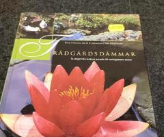 Bok om trädgårdsdammar