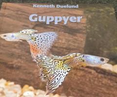 Bok om guppys på danska