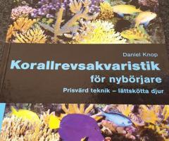 Bok Korallrevsakvaristik för nybörjare